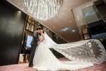 新娘飾品│長頭紗│蕾絲長頭紗