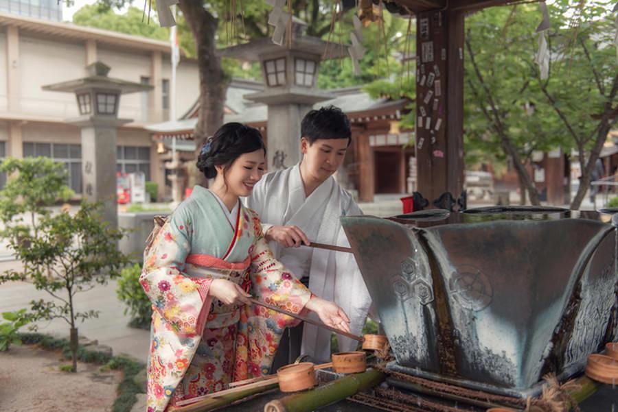 2016日本北海道海外婚紗招募
