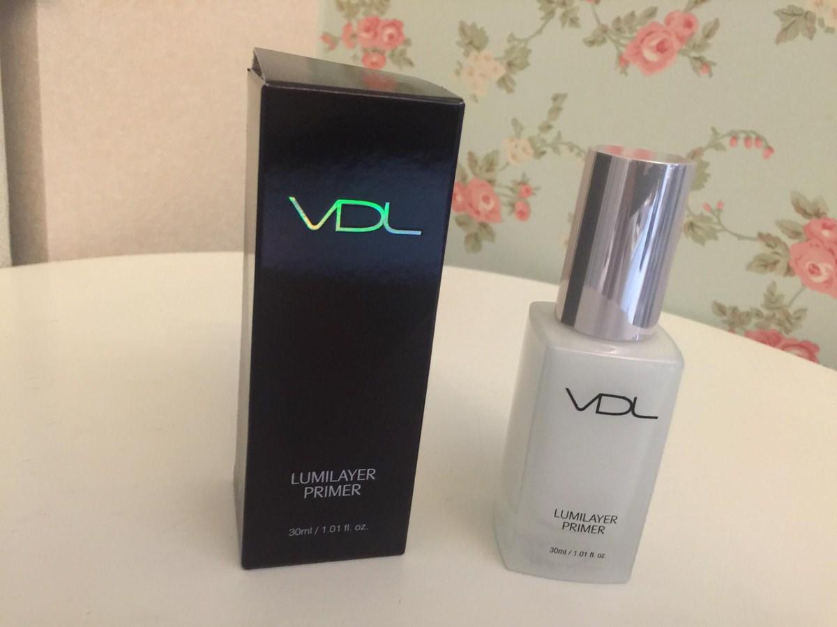 彩妝│VDL 3D立體光耀璀璨妝前乳(貝殼提亮妝前乳)