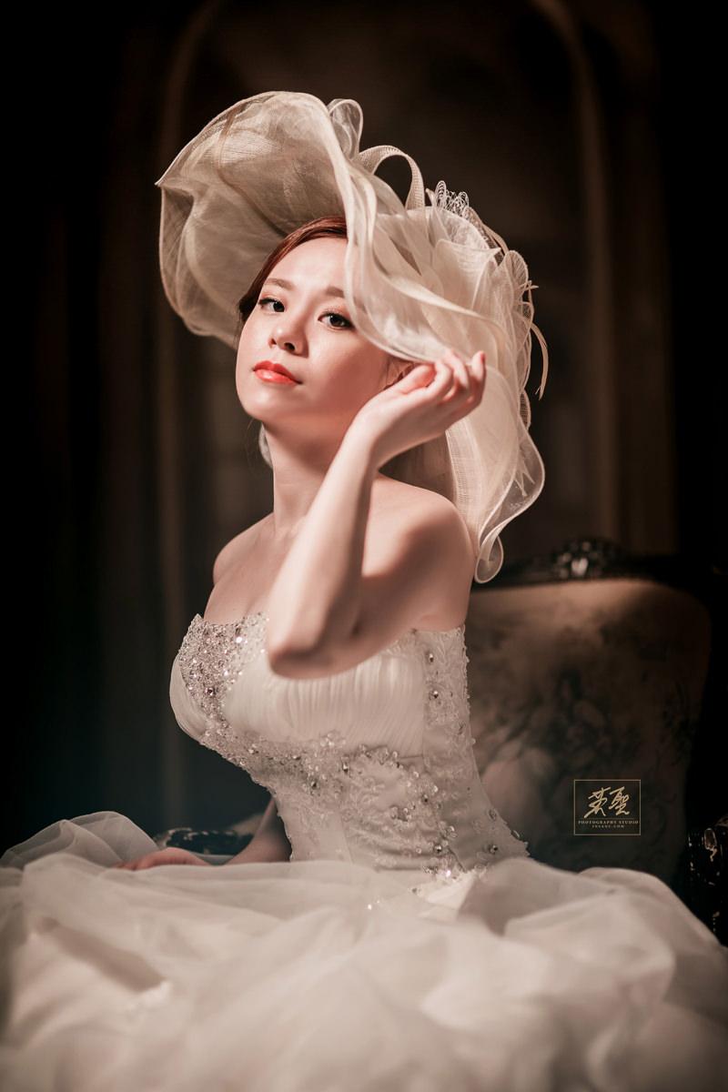 自助婚紗|新娘秘書|新秘,婚攝英聖|Chéri 法式手工婚紗|White手工婚紗|桃園婚紗外拍|甜美風新娘|雨天婚紗外拍|歐風禮帽婚紗外拍造型