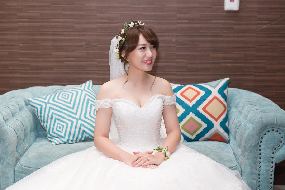 新秘Yuki,新娘手腕花,鮮花新秘, 鮮花手腕花, 手腕花, 清新風格手腕花, 白綠色系手腕花