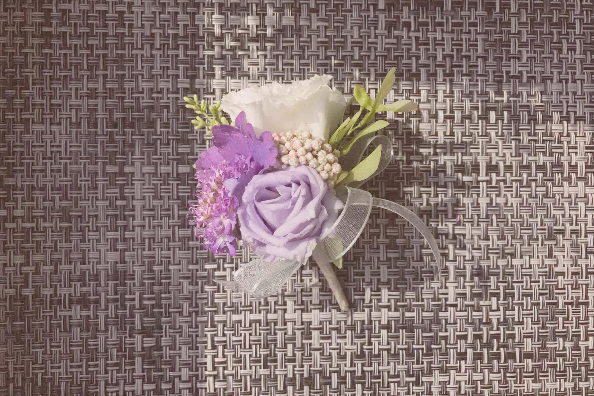新郎胸花, 新秘Yuki, 鮮花新秘, 伴郎胸花, 繽紛新郎胸花, 鮮花胸花