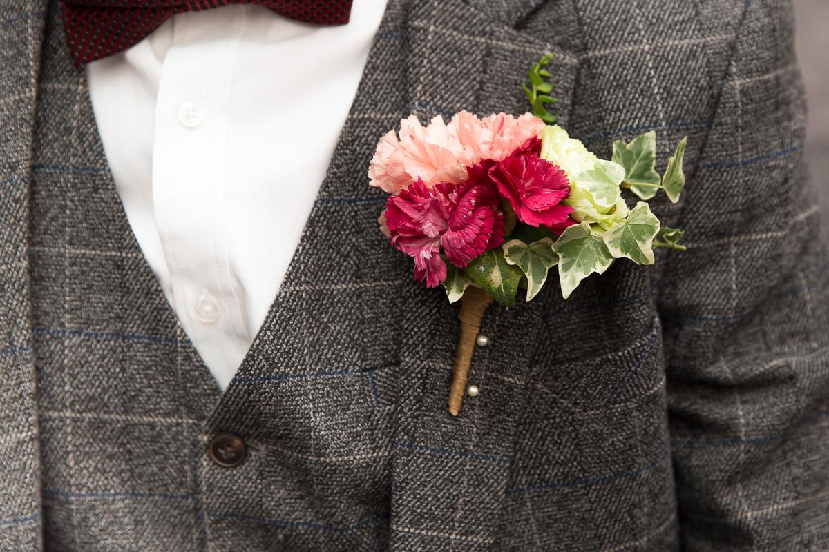 新娘秘書|新秘|胸花