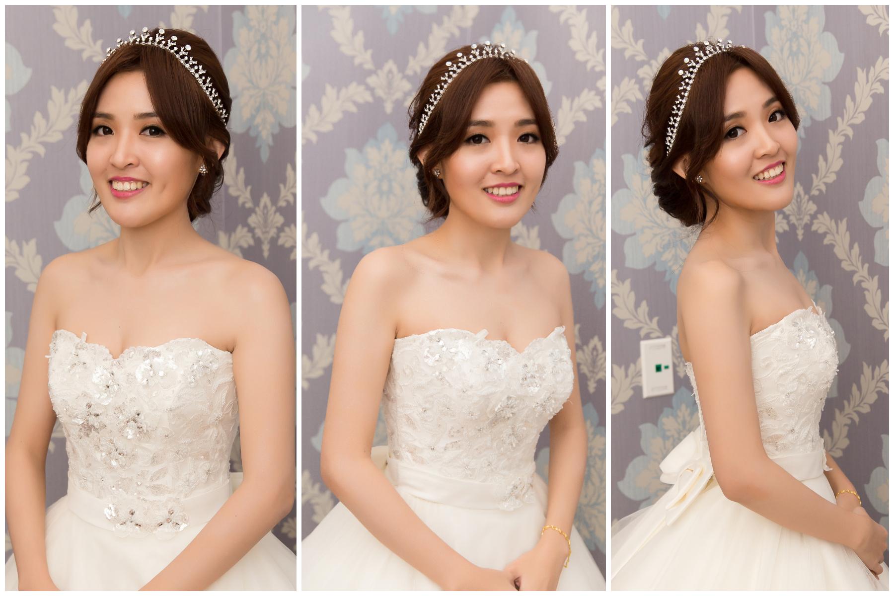 新秘Yuki,新娘秘書,新秘,新娘造型,白紗造型,新娘髮型,皇冠造型, 新娘妝容,高雄新秘