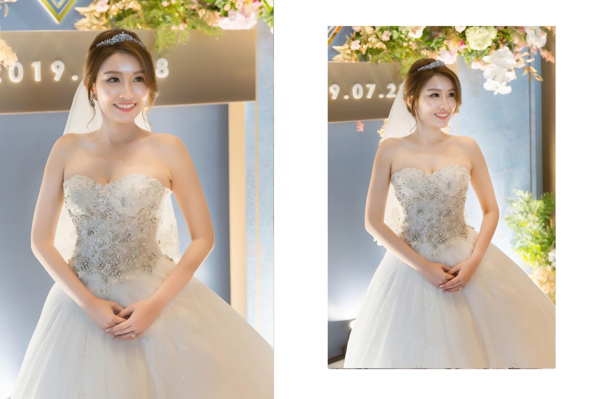 新秘Yuki|新娘秘書、皇冠造型, 新秘, 新娘造型, 新娘髮型, 新娘妝容, 台北新秘, 白紗造型,