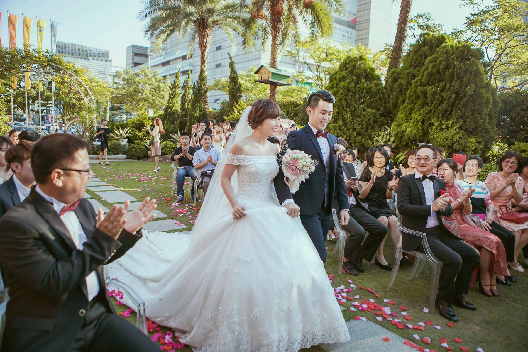 台北新娘秘書 虹菱婚宴 大直維多利亞酒店