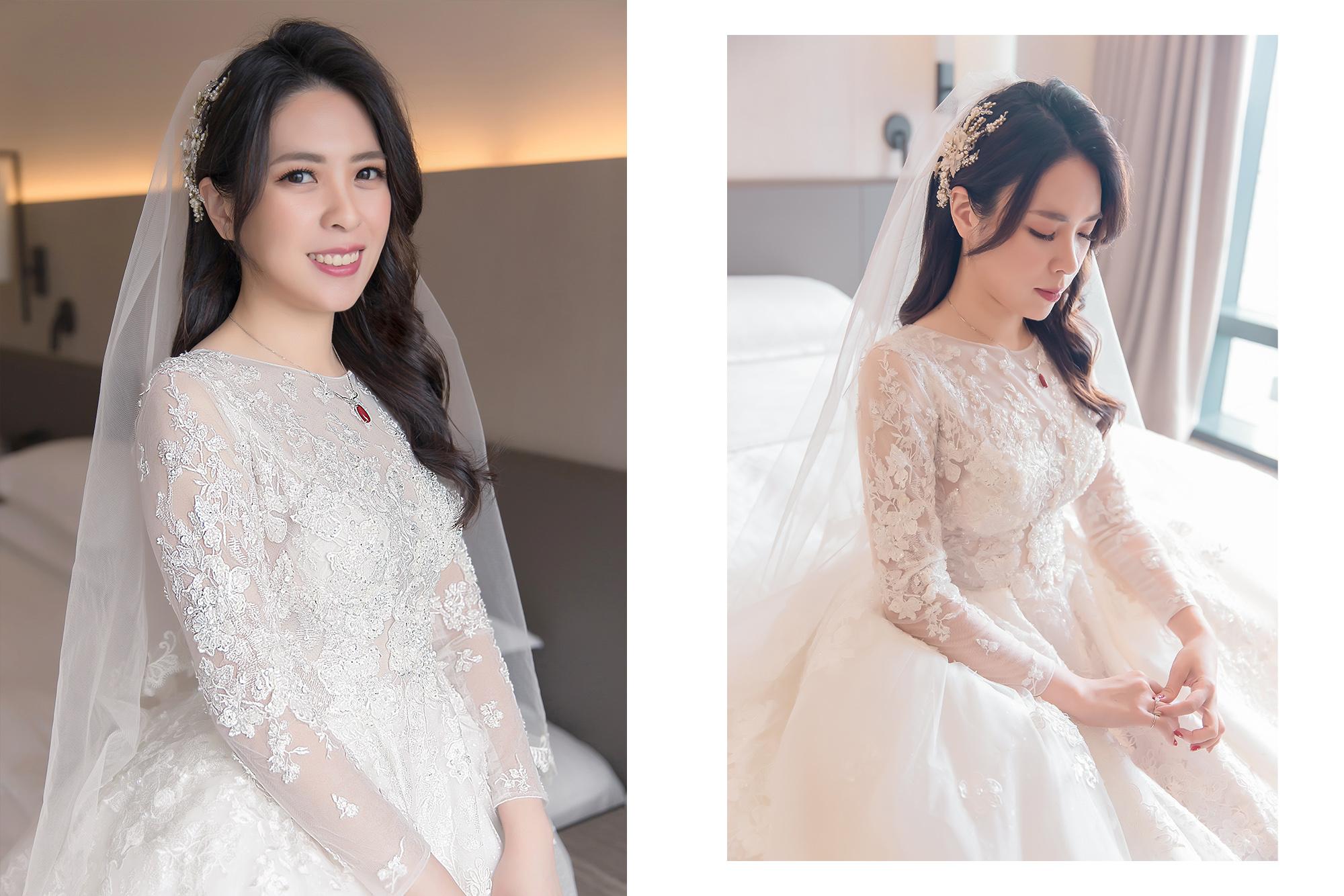 台北新秘|佳慧婚宴|台北萬豪酒店