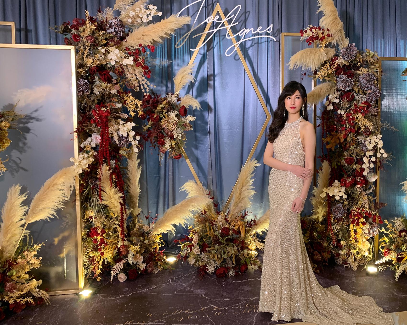 新秘Yuki,新娘秘書,新秘,新娘造型,新秘推薦,新娘妝容,高雄新秘, 大溪威斯汀婚宴, 林莉婚紗,Tiger wedding