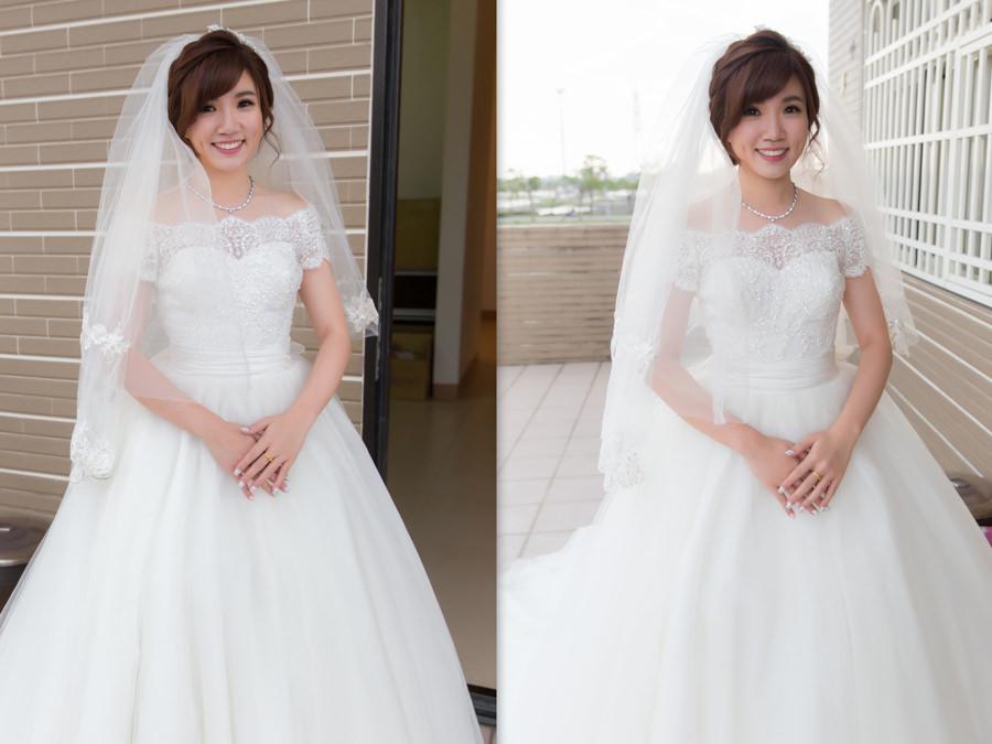 新秘Yuki│白紗│盤髮│新娘頭紗|新娘造型|新娘髮型|白紗造型|高雄新秘|婚宴造型