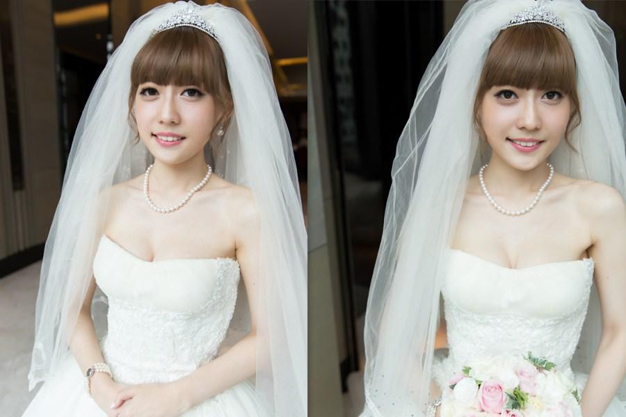 新秘Yuki│新秘推薦│白紗│盤髮│新娘頭紗||新娘造型|新娘髮型|白紗造型|高雄新秘|新秘YUKI|日系新娘