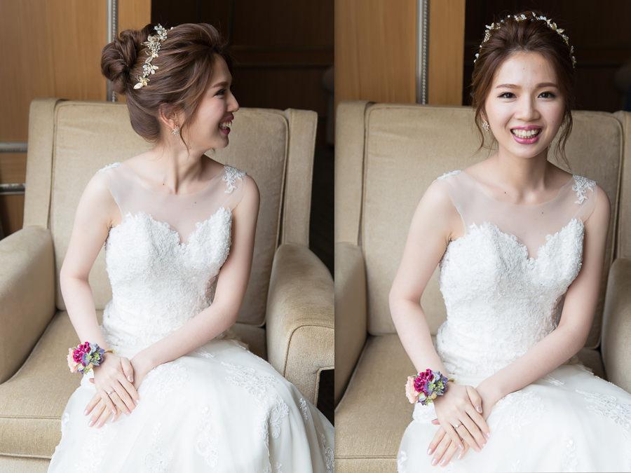 新秘推薦│白紗│丸子頭│All-Back|新娘造型|新娘髮型|白紗造型|高雄新秘|新秘YUKI|婚宴造型